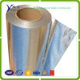 Tissu mous métallisé à double face pour emballage