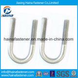 Acciaio inossidabile/L d'acciaio galvanizzata bullone, perno a J, bullone di fondamento del bullone d'ancoraggio dell'amo di bullone di U