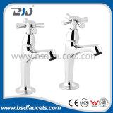 Faucet смесителя ливня заполнителя ванны ручки двойника крома низкого давления