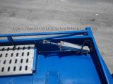 del combustible 40000liter del petrolero acoplado líquido semi