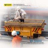 Guiado ferroviario del vehículo de transferencia de la industria pesada para la fabricación de tiendas