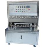 Máquina de empacotamento da selagem da bandeja do nitrogênio