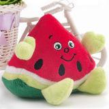 Le cadeau mou H.E.R.O. de gosses de fruit badine le beau jouet de peluche de pastèque