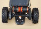 Patín eléctrico teledirigido Longboard de Bluetooth de la batería movible