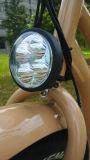 تصميم متّبع آخر صيحة 26 '' سمين إطار العجلة سبيكة إطار زجاجة بطارية [إلكتريك] [موونتين بيك]