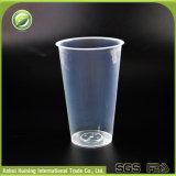 tazze di plastica libere termoresistenti su ordinazione 16oz/500ml