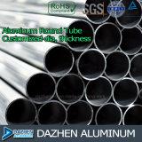 Vierkante Buis 6063 van het aluminium Rond/het Profiel van de Uitdrijving van het Aluminium