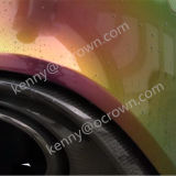Пурпуровый материал для покрытий отделки пигмента порошка перлы