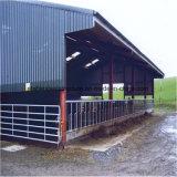 Establo de metal para la granja