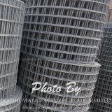 Materiale da costruzione per la rete metallica saldata