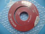 Не используйте трафаретные надписи многослойных печатных плат платы Soldermask красного цвета с поверхности OSP