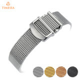 Timesea Stainless Steel Mesh Strap