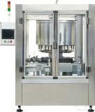 Máquina de etiquetado linear automática llena de la máquina de rellenar del petróleo