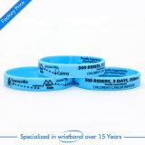 Wristband puro di identificazione di colore dello smalto su ordinazione