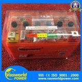 Kundengerechte 4ah Gel-Leitungskabel-Säure-Batterie des Motorrad-12V