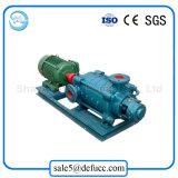 Bomba de água horizontal centrífuga de vários estágios de alta pressão do motor elétrico