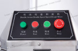 빵집 장비 세륨 상업적인 40L 지면 서 있는 나선형 반죽 믹서