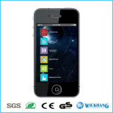 Protecteur en verre d'écran de trempe réel de la meilleure qualité pour l'iPhone 4S