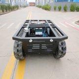 Châssis porteur de chenille en caoutchouc robotique Dp-Bjzw-180
