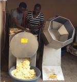 Chips de banana das máquina cortador com pedal
