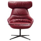 현대 여가 가구 거실 가죽 의자 (KR14)