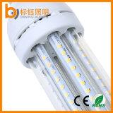 E27 4U 18W LED de luz de lámpara de maíz bulbo ahorro de energía (BY3018)