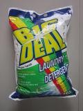 El detergente, pulveriza el detergente, detergente del lavado, polvo del lavadero