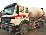Carro usado del mezclador de cemento, carro usado del mezclador concreto