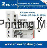 Machine d'impression par flexographie (ZB RY-450)