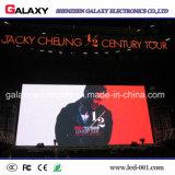 Pantalla de visualización a todo color de interior de LED del alquiler para el concierto P3.91/P4.81/P5.95 con el panel ligero