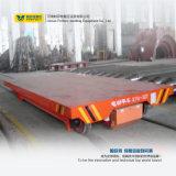 Металлургия использование тяжелых грузов электрического транспортного средства с плоским каретки