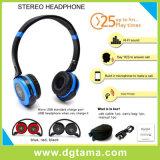 Шлемофон Bluetooth Нов-Уникально способа складной стерео с CSR-Набором микросхем для мобильного телефона/телефона