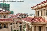 Строительного материала плитки толя глины украшения продавать плиток крыши материального испанский самый лучший