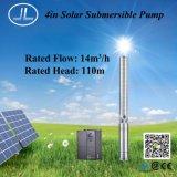 7.5kw 4inch 태양 잠수할 수 있는 펌프 시스템, 스테인리스 펌프