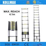 4.1m Aluminiumlegierung-teleskopische Strichleiter