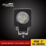 """2 """"10W luz de trabalho LED para ATV SUV bike moto"""