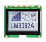 128X64 Graphic LCD Display Cog Type LCD Module (LM6082A)