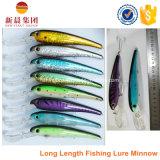 Длинние Minnow прикормом рыболовства длины