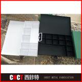 hecho personalizado de alta calidad caja de herramientas de chapa metálica