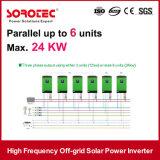2kVA-5kVA hybrider Solarinverter eingebautes MPPT mit RS232
