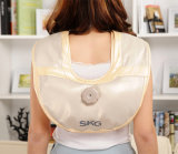목 및 뒤 Shiatsu 열 목 및 어깨 마사지 기계