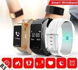 Smart Band Bracelet Waterproof Monitor de frequência cardíaca Jakcom B3