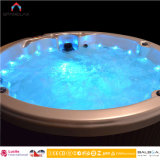 Vasca rotonda acrilica del mulinello di scrutinio della STAZIONE TERMALE di idro massaggio
