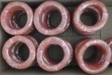 Cavo del riscaldamento della gomma di silicone/fune (30ohm/m, 80ohm/m)