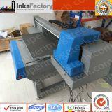이란 디스트리뷰터는 원했다: 다기능 90cm*60cm LED UV 평상형 트레일러 인쇄 기계