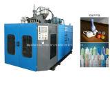 Machine de moulage par soufflage d'extrusion de plastique