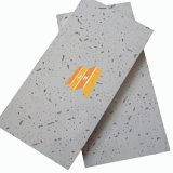 Gespaltete Suface falsche Decken-Armstrong-Mineralfliese-Decke