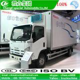 Caminhão de congelação de Isuzu Ftr 15tons da movimentação da mão esquerda