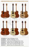 Ayesi Chinese Factory New Stock Atacado guitarra acústica popular (SG01AM-40)