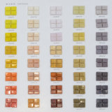 Wall Glass Tile for Mosaic Kitchen, Bathroom, Wall Interior